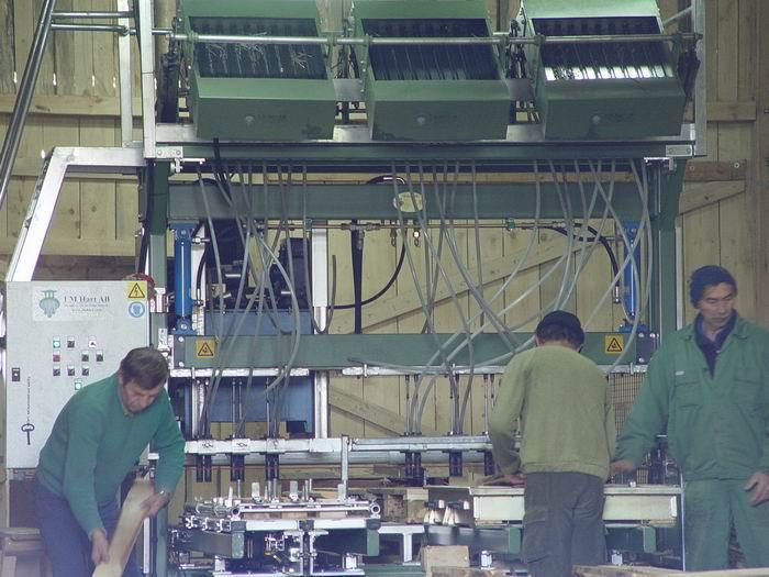 palety jednorazowe produkcja